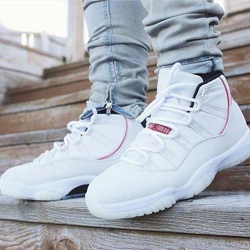 Nike Air Jordan 11 AJ11 Woman Men Fashion Sneakers Sport Shoes
