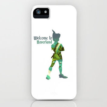 Welcome to Neverland iPhone & iPod Case by MargaHG