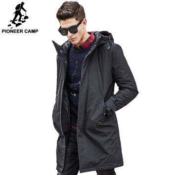 Long Thick Winter Jacket