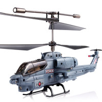 S108G Original  3 Channel RC Helicopter with Gyro Mini Drones Gyro RTF Metal RC Helicopter