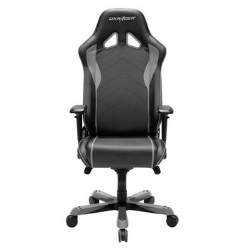 DXRacer SJ08NG Big and Tall Ergonomic Executive Chair Gaming Office Chair-Gray