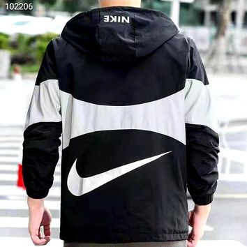 NIKE 2019 new casual outdoor jacket