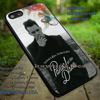 Panic At The Disco Too Weird To Live iPhone 6s 6 6s+ 5c 5s Cases Samsung Galaxy s5 s6 Edge+ NOTE 5 4 3 #music #patd dt