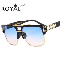 TOP Quality Luxury Men Brand Sunglasses Vintage Oversize Square Sun Glasses Women shades ss465