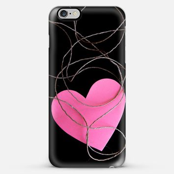 Heart for you iPhone 6 Plus case by VanessaGF | Casetify
