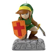 The Legend of Zelda Link Ornament With Sound