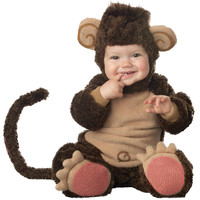 Lil' Monkey Elite Collection Infant / Toddler Costume
