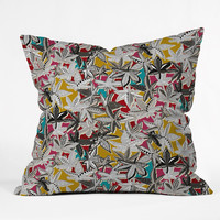 Sharon Turner Acer Outdoor Throw Pillow