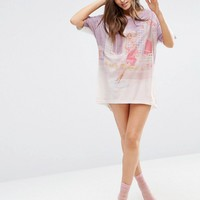 ASOS Barbie Hot Tub Sleep Tee at asos.com