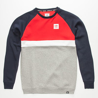 ADIDAS Colorblocked Mens Sweatshirt | Sweatshirts