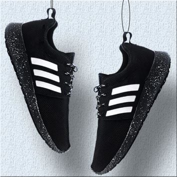 Adidas Trending Men Casual Breathable Sport Running Shoes Sneakers