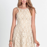 Illusions Of Love Crochet Dress - $38.00: ThreadSence, Women's Indie & Bohemian Clothing, Dresses, & Accessories