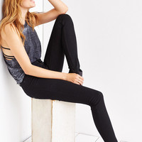 BDG Twig High-Rise Skinny Jean - Black | Urban Outfitters