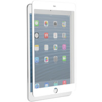Znitro Nitro Glass Screen Protector For Apple Ipad Mini (white)