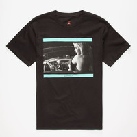 Ayc Driven Mens T-Shirt Black  In Sizes