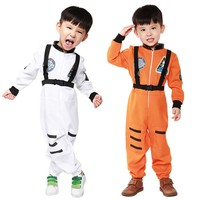 New Arrival Kids Space Astronauts COS Costume Halloween Cosplay Children Disfraces Masquerade Hot Sale Kids Clothes 5088H177437