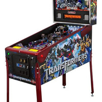 Stern Transformers Autobot LE Limited Edition Pinball Machine