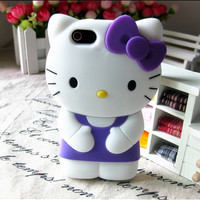 Hello Kitty 3D Case iPhone 4, 4S, & 5
