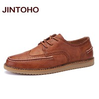 Designers Shoes Fashion Men's Leather Moccasin Classic Male Shoes Breathable Men Casual Shoes