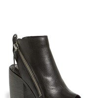 Women's Dolce Vita 'Port' Open Toe Bootie,