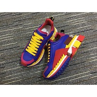 Dolce & Gabbana D&g Multi-colored Super King Sneakers Reference #1