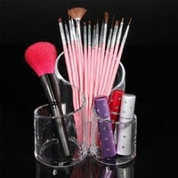Clear Acrylic Lipsticks Cosmetic Organizer/display/holder