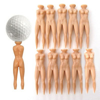 Hot Selling 6pcs Novelty Nude Lady Golf Tees Model Beauty Ball Nail HG-0529 = 1706056196