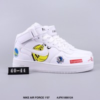 NIKE AIR FORCE 1'07 NBA cheap Men's and women's nike shoes