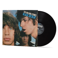 """THE ROLLING STONES - """"Black and Blue"""" vinyl record"""