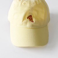 Pizza Cap - Yellow