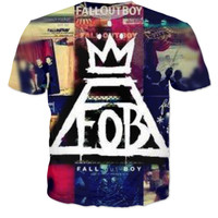 Fall Out Boy Albums (T-Shirt)