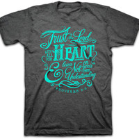 Trust In The Lord T-Shirt - Kerusso, Inc