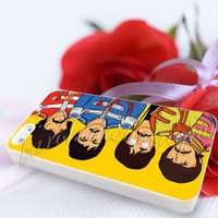 Beatles Sgt Pepper Cartoon - For iPhone 4/4s, iPhone 5/5S/5C, Samsung S3 i9300, Samsung S4 i9500 Hard Case
