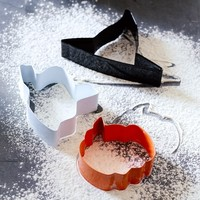 Williams-Sonoma Halloween Cookie Cutter Set on Ring
