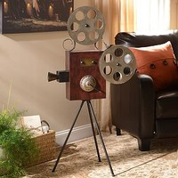 Movie Camera Statue, 52 in. | Kirkland's
