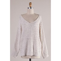 Easy Love Sweater (Ivory)