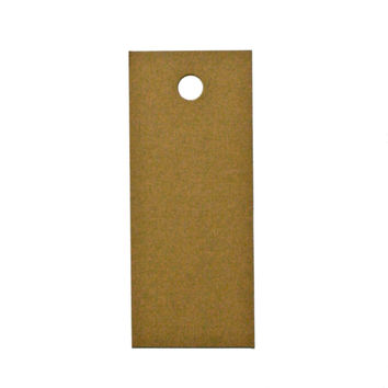 90 Print-On Micro Perforated Rectangle Hang and Gift Tags, 3.5 x 2 inches