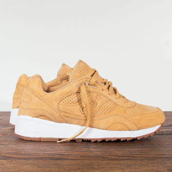 """Saucony Shadow 6000 Suede """"Irish Coffee Pack"""" - Whiskey"""