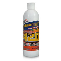 Formula 420 Glass, Metal and Ceramic Cleaner 12oz Bottle