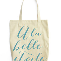 Beautiful Star canvas Tote - Cotton Canvas Tote Bag - Market bag -Farmers Market bag - welcome bag - wedding gift - celebration - gift bag