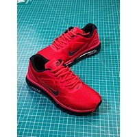 Nike Air Max 2019 Red Sport Basketball Shoes