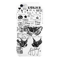 1D Harry Styles Tattoo For iPhone 6 / 6 Plus Case