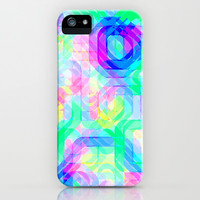Re-Created Laurels V iPhone & iPod Case by Robert S. Lee