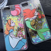 Hot Deal Iphone 6/6s Stylish Cute On Sale Hot Sale Disney Princess Apple Iphone Cartoons Phone Case [6283961222]