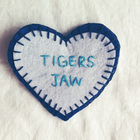 tigers jaw patch