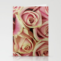 Roses Stationery Cards by Yilan