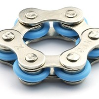 Roller Chain Fidget Toy Stress Reducer - Perfect For ADD, ADHD, Anxiety, and Autism