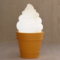 Ice Cream Table Lamp | Urban Outfitters