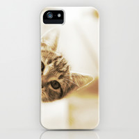 TOC-TOC iPhone & iPod Case by Ylenia Pizzetti