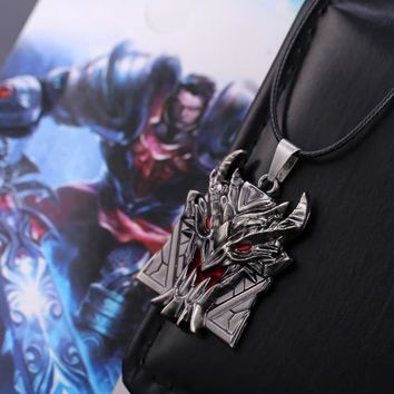 Stylish Gift Jewelry New Arrival Shiny Pendant Men Necklace [6526579395]